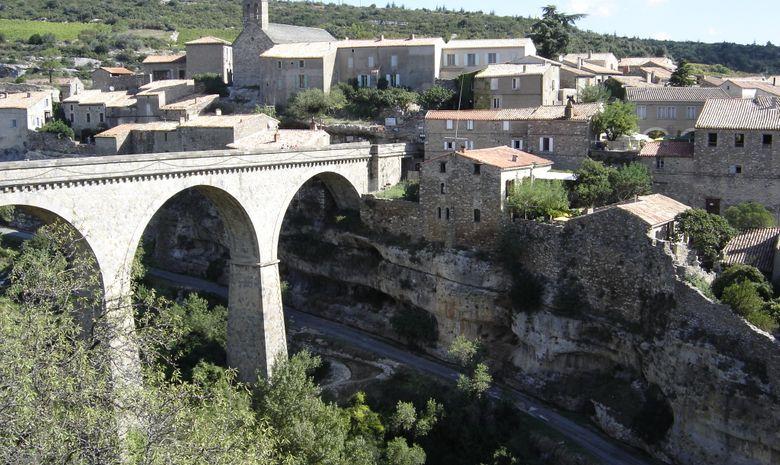 Un des plus beaux villages de France : Minerve-8