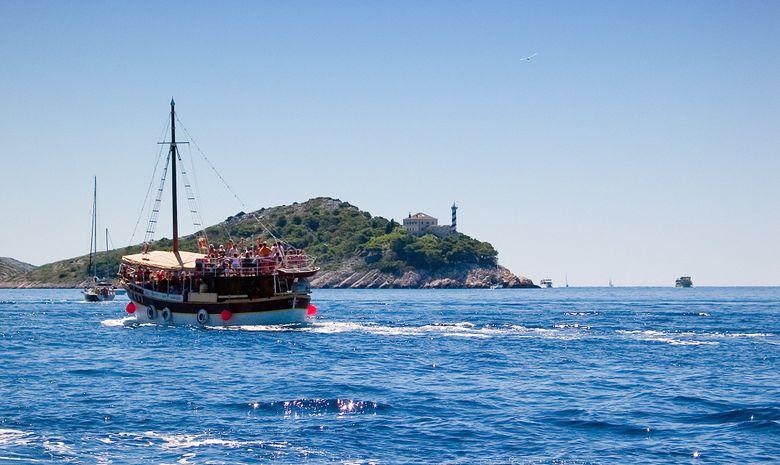 Croisière au départ de Zadar en voilier privatif-5