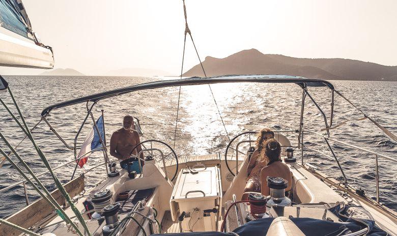 Croisière au départ de Zadar en voilier privatif