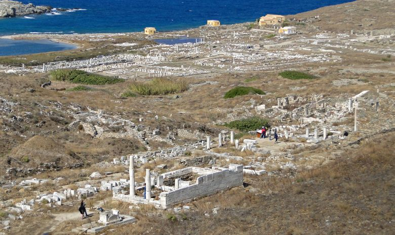 Croisière au cœur des Petites Cyclades -2