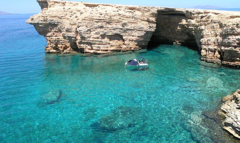 Croisière au cœur des Petites Cyclades -1