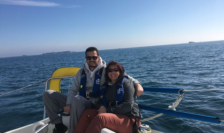 Week-end croisière sur l'Archipel des Glénan
