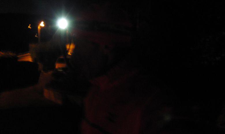 Trail nocturne au départ du Village de Gourdon-8