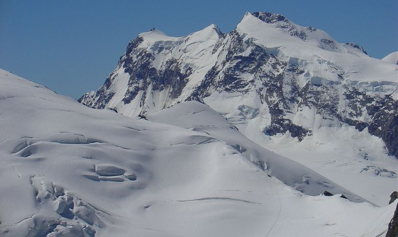 Raid à ski au Mont Rose-11