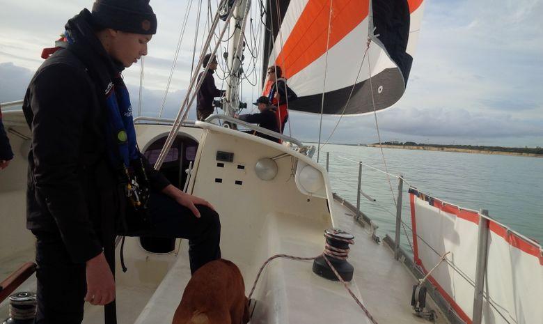 Navigation à la journée à La rochelle-3