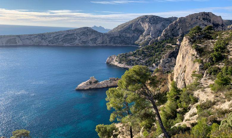 Croisière dans les Calanques de Marseille & Cassis