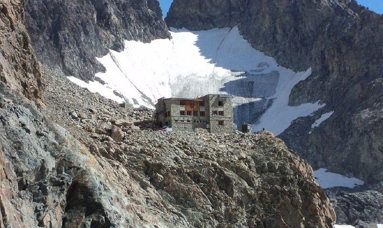 Stage d'alpinisme au cœur des Écrins -6
