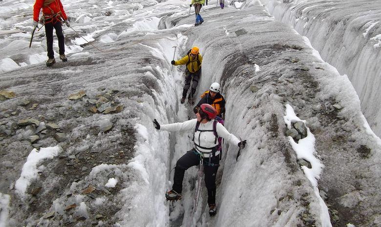 Stage de formation à l'alpinisme-2