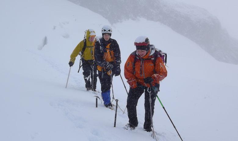 Stage de formation à l'alpinisme-1