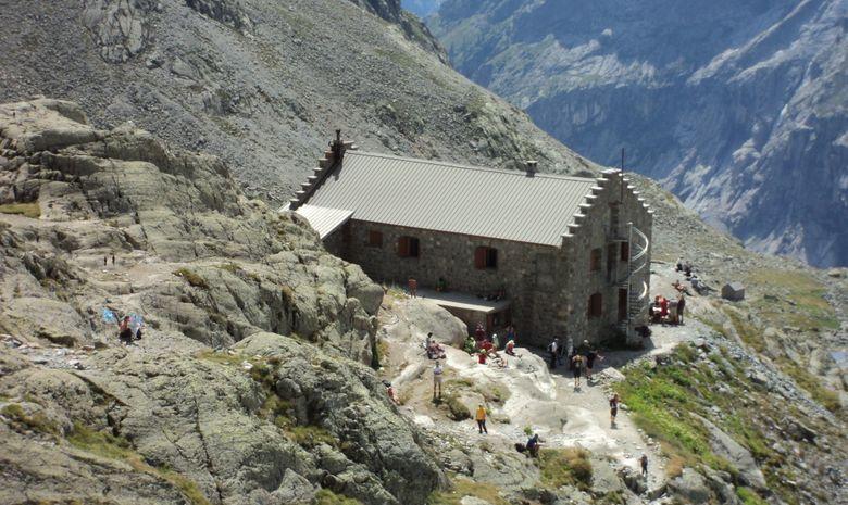 Stage d'alpinisme au cœur des Écrins -9