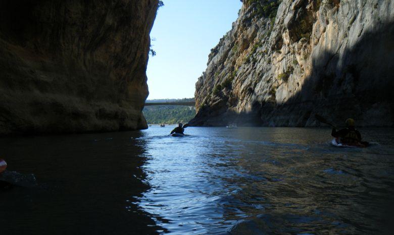 Découverte du rafting dans les Gorges du Verdon-6