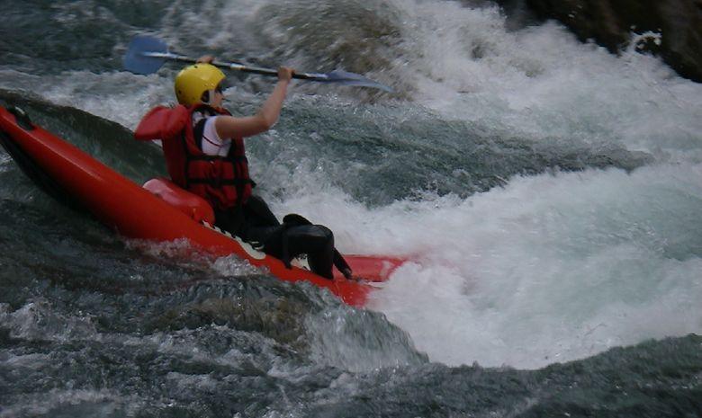 Rafting dans la Vallée du Var-5