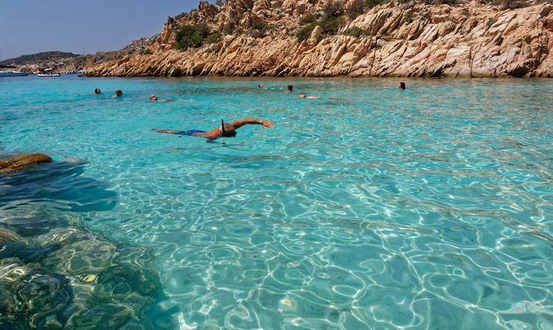 Croisière voilier Corse & Sardaigne avec hôtesse
