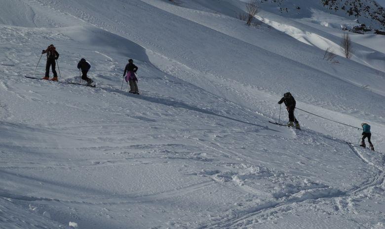 week end initiation en Haute Savoie-3