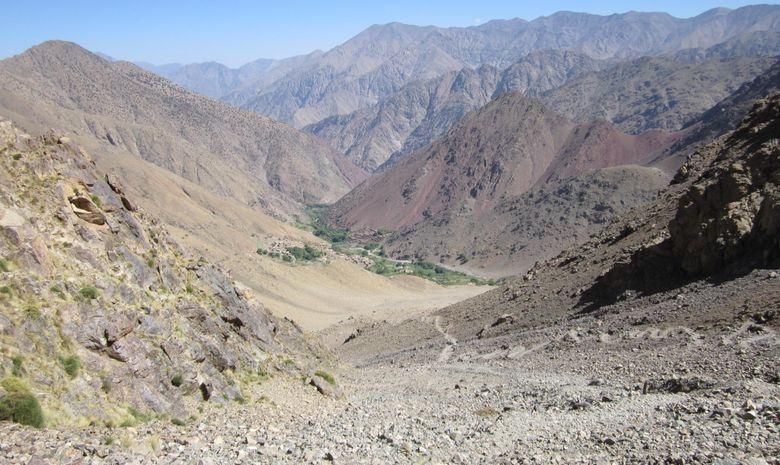 Trail en pays berbère-3