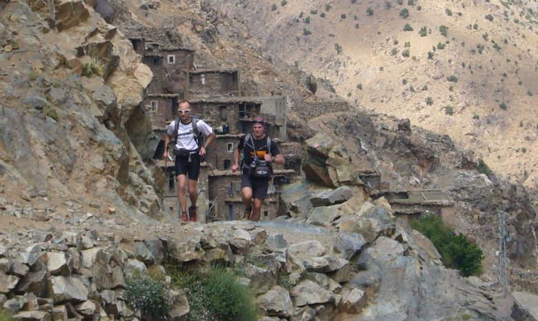 Trail en pays berbère-2