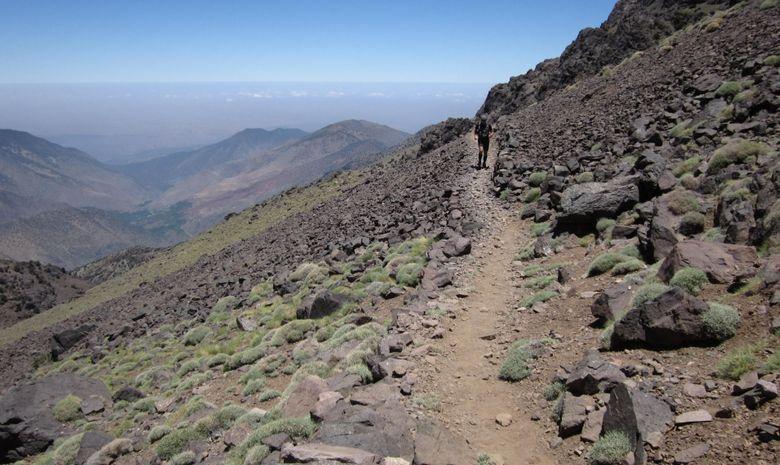 Trail en pays berbère-6