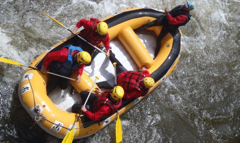 Rafting sensations sur l'Aude-1
