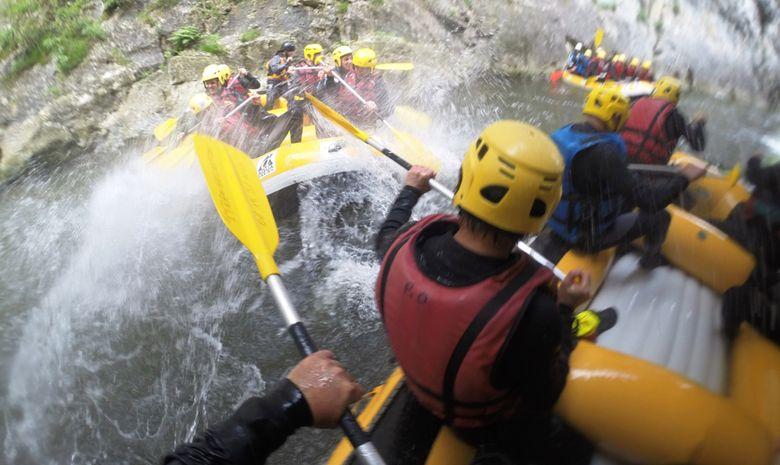 Rafting sensations sur l'Aude-2
