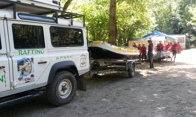 Rafting sensations sur l'Aude-6
