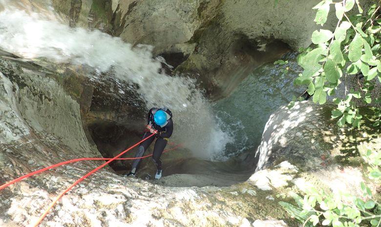 stage canyon sensation Isère-2