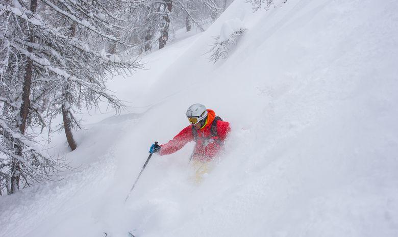 Ski de Randonnée dans les Hautes Alpes-6