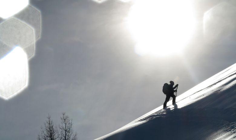 Ski de Randonnée dans les Hautes Alpes-4