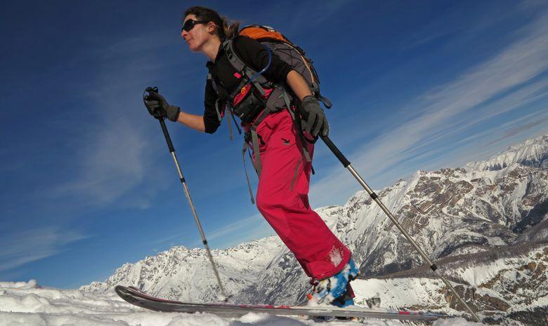 Ski de Randonnée dans les Hautes Alpes-7
