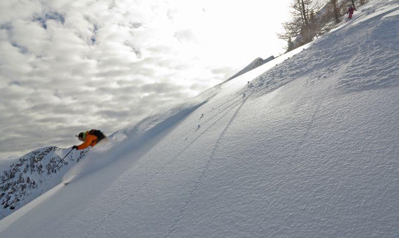 Ski de Randonnée dans les Hautes Alpes-5