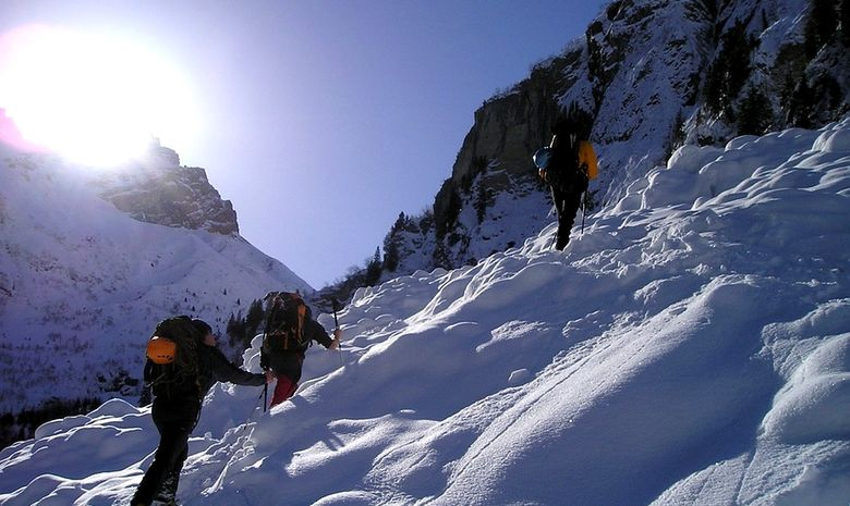 Couloir d'Alpinisme - Tête de la Costasse (2710 m)-5