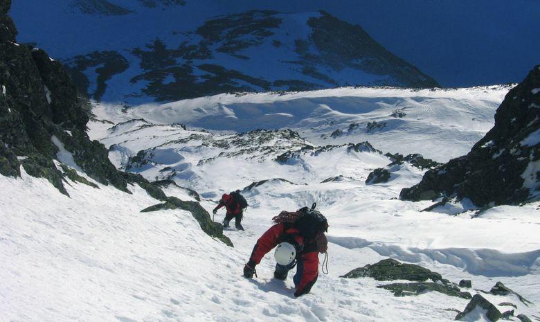 Couloir d'Alpinisme - Tête de la Costasse (2710 m)-6