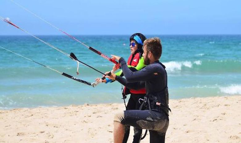 Stage dans le berceau du kitesurf en Europe-6