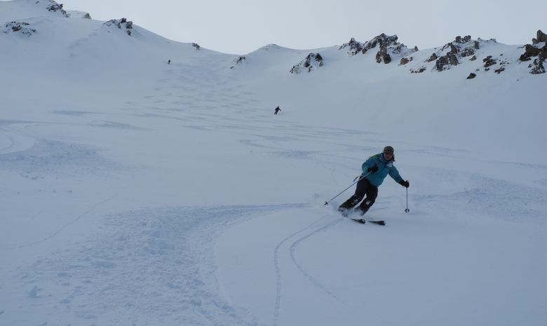 initiation au ski de randonnée sur 3 jours-2