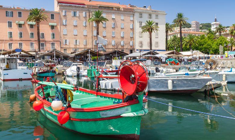 Corse du Sud & Sardaigne Nord au départ d'Ajaccio