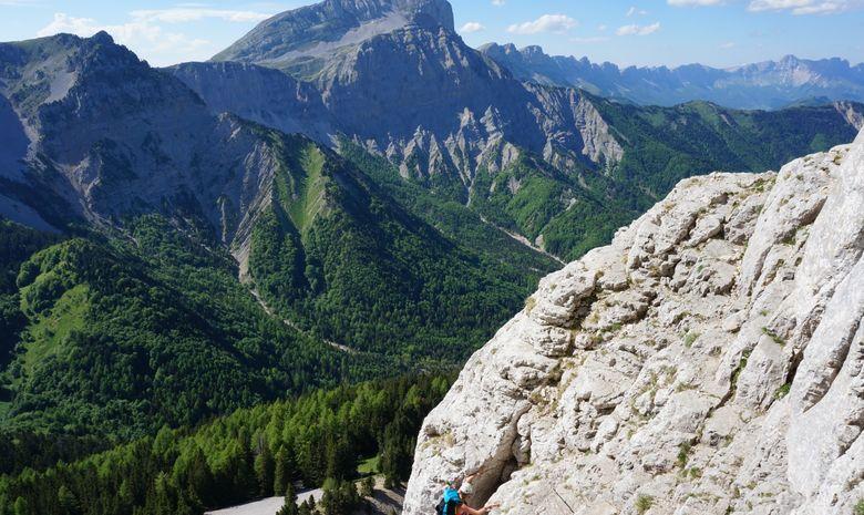 Voie normale du Mont Aiguille-2