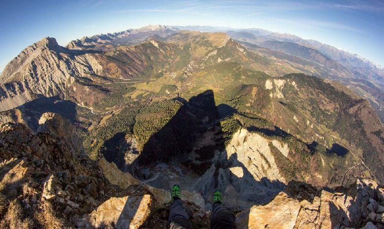Voie normale du Mont Aiguille-7