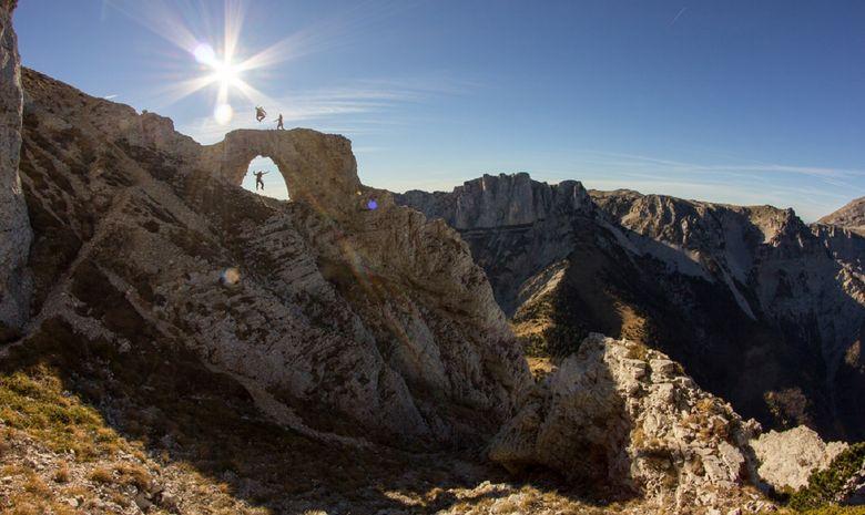 Voie normale du Mont Aiguille-9
