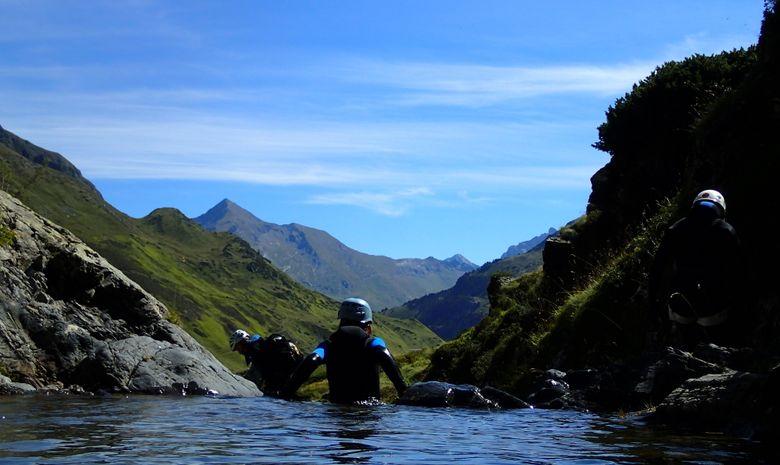 Journée Canyon d'Ossoue Gavarnie