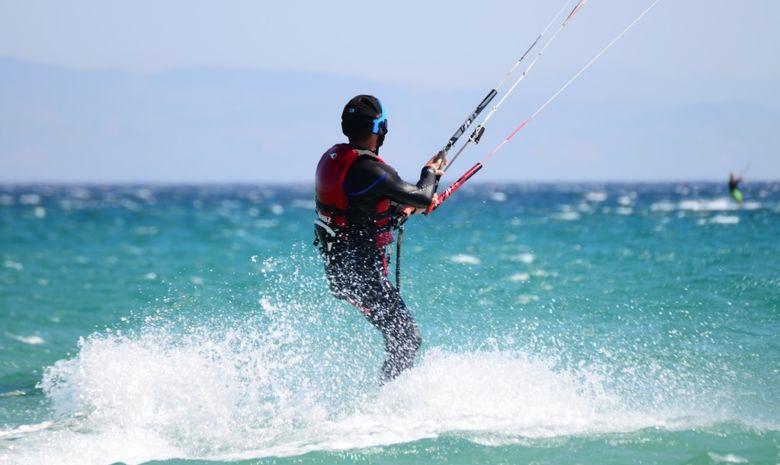 Stage de kitesurf collectif à Tarifa-2
