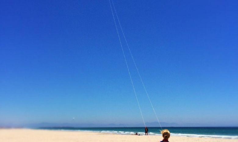 Stage de kitesurf collectif à Tarifa-1