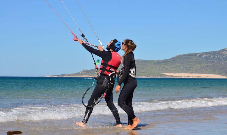 Stage privé à Tarifa, berceau du kitesurf-9