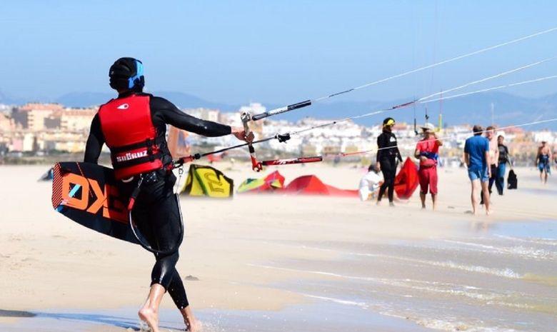 Stage privé à Tarifa, berceau du kitesurf-8