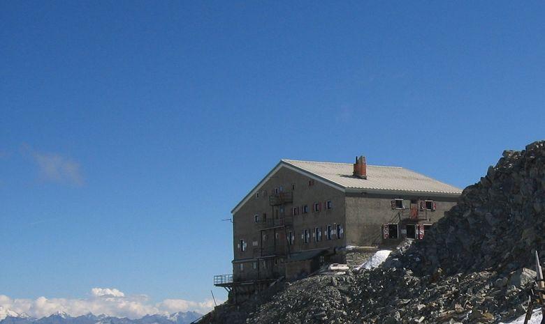 Traversée des Aiguilles d'Entrèves - 3600 m-5