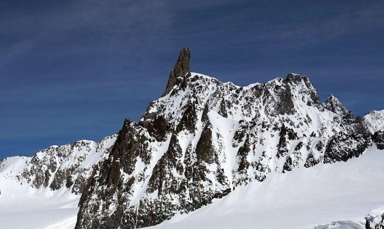 Stage d'initiation à l'alpinisme près de Chamonix-7