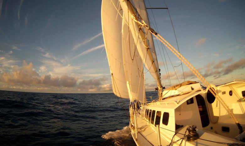 Transatlantique : du Cap Vert à la Guadeloupe-6