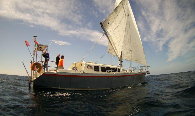 Transatlantique : du Cap Vert à la Guadeloupe-7