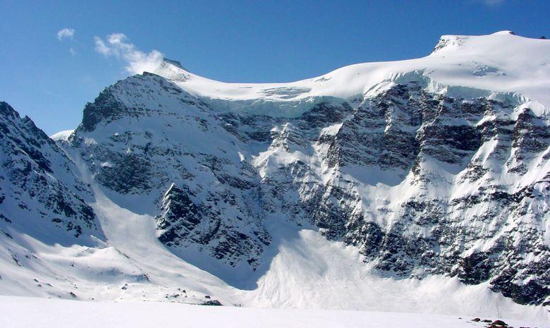 Traversée de l'Albaron à ski de randonnée-7