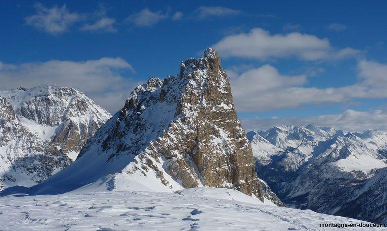 Raid à ski de randonnée et ascension du Thabor-8