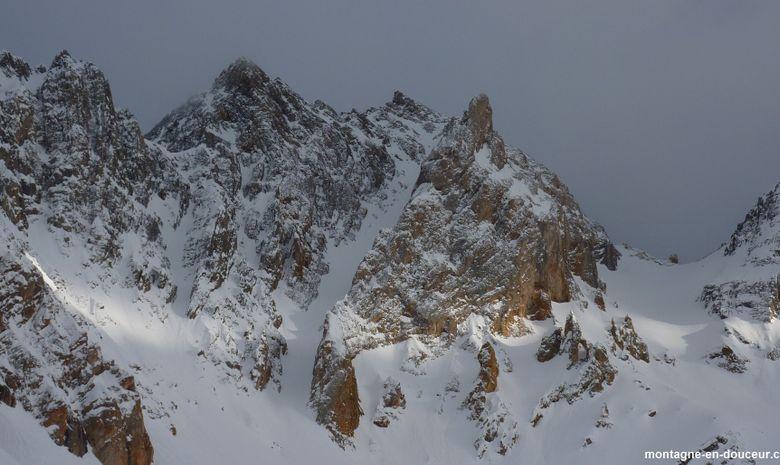 Raid à ski de randonnée et ascension du Thabor-4
