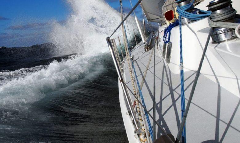 Transatlantique : de Lorient à la Martinique -2